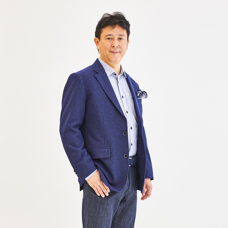 【Golden Bear】<br/>東進ビジネススクール 鈴木 武生先生 スタイリング企画 Vol.3