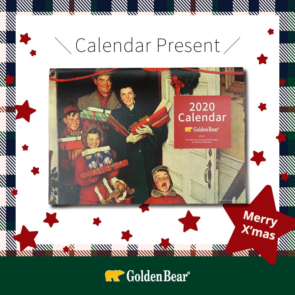 Golden Bear <br/>2019クリスマスフェア