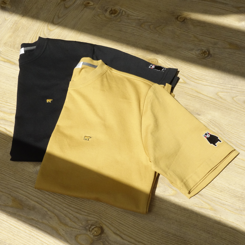 Golden Bear  くまモンTシャツ