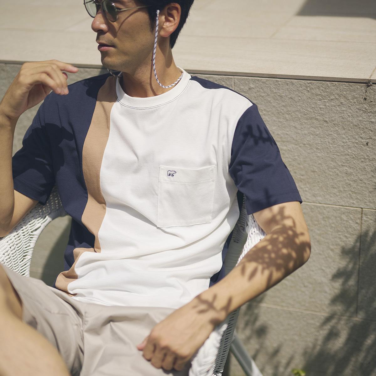 Golden Bear  半袖Tシャツ