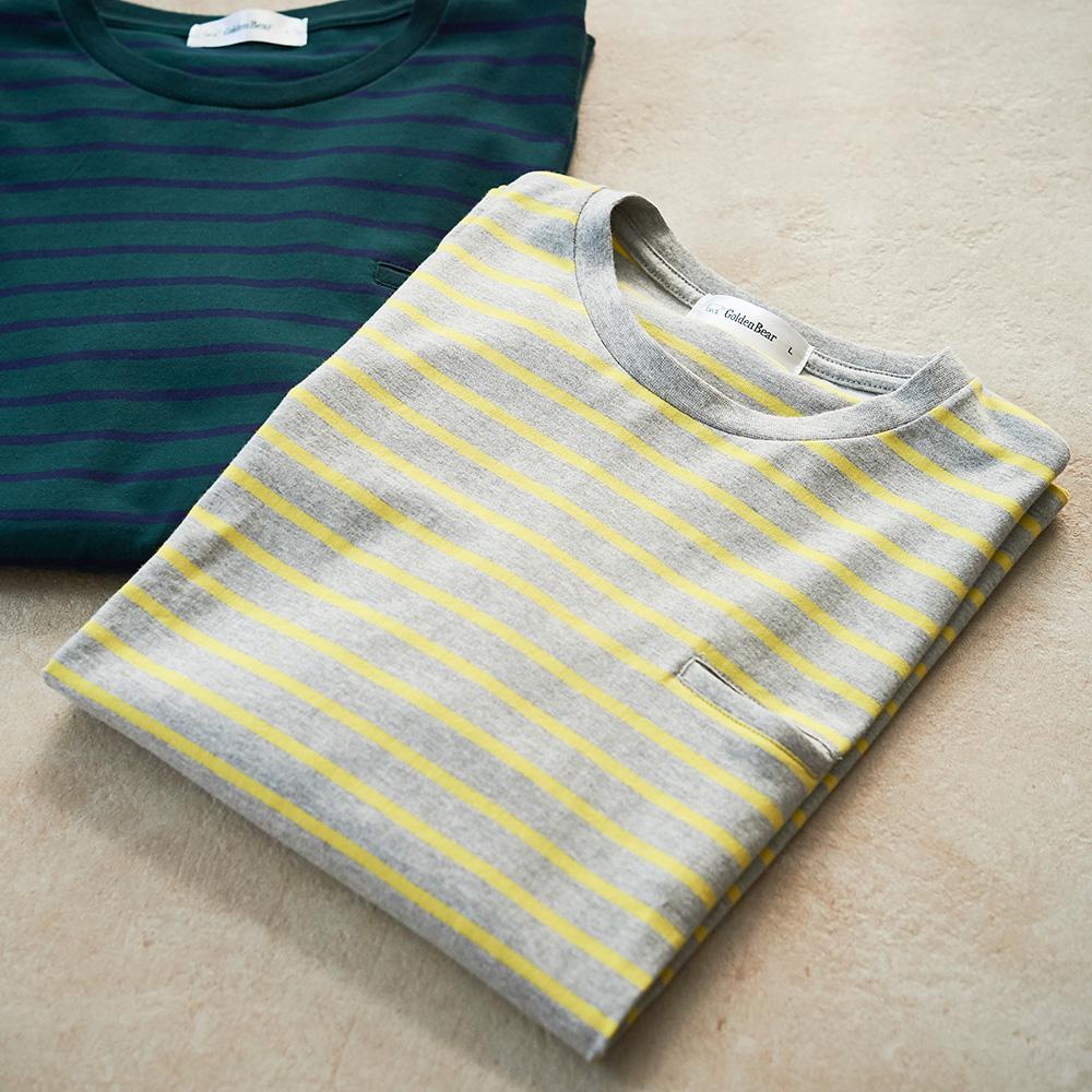 Golden Bear ボーダーTシャツ