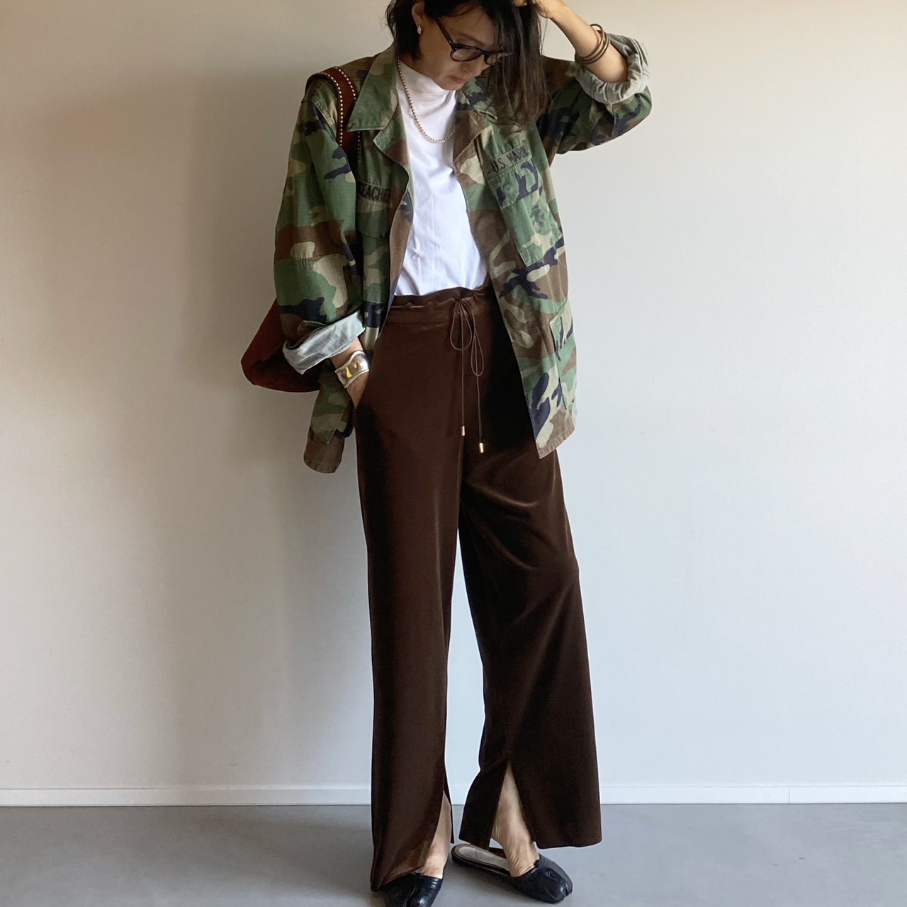 STORY </br>ファッションエディター坪田さんとコラボ